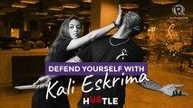 Defend yourself with Kali Eskrima