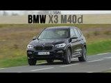 Essai BMW X3 M40d 2020