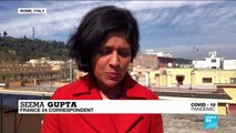 "Coronavirus outbreak in Italy: Doctors in Lombardic city of Bergamo describe ""apocalyptic"" situations"