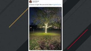 People Turning To Christmas Lights For Hope Amid Coronavirus Outbreak