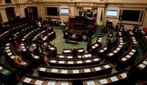 Le gouvernement Wilmès II a obtenu la confiance de la Chambre, mais trois partis ont voté contre