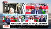 """CNews : Le cri du coeur d'un routier face à l'épidémie du coronavirus dans """"L'heure des pros"""""""