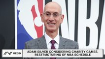 Adam Silver Could Make Modifications To NBA Schedule