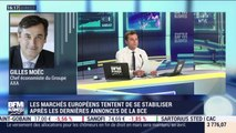 Gilles Moëc (Groupe AXA): La BCE va mettre plus de 1 000 milliards de dollars avant la fin 2020 - 19/03