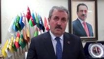 """BBP Genel Başkanı Destici'den """"Ekonomik İstikrar Kalkanı"""" paketine destek"""