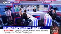 Story 1 : Emmanuel Macron exhorte les entreprises à poursuivre leur activité - 19/03