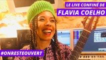 Le live confiné Flavia Coelho I On Reste Ouvert