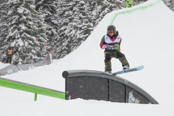 Video Highlights: Best of Women's Snowboard Slopestyle | Dew Tour Copper 2020