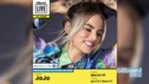 Josh Groban, JoJo & Kiana Lede Set to Perform on 'Billboard Live At-Home' Concerts | Billboard News