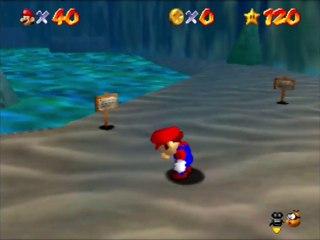 "Super Mario 64 - Blast to the Stone Pillar 10""36"