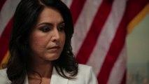 Tulsi Gabbard ends presidential bid, endorses Biden