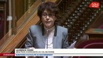 """Laurence Cohen: """"Monsieur le ministre, c'est de l'enfumage!"""""""