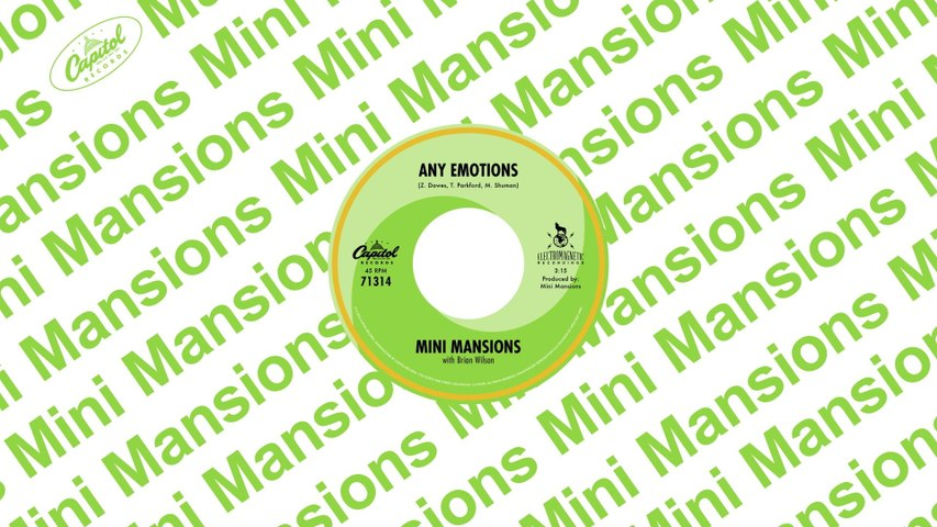 Mini Mansions - Any Emotions