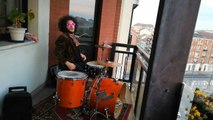 Meet the Italians Who Made Music Together on Their Balconies