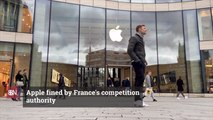 Apple Gets In Trouble With France