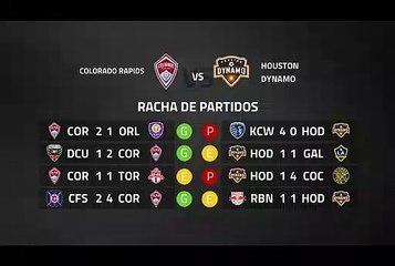 Previa partido entre Colorado Rapids y Houston Dynamo Jornada 5 MLS - Liga USA