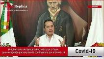Las 3 estrategias del gobernador de Quintana Roo