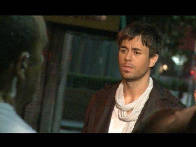 Enrique Iglesias - Lloro Por Ti - Behind The Scenes