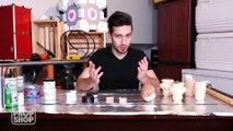 Make Your Own Elder Scroll! - DIY Prop Shop
