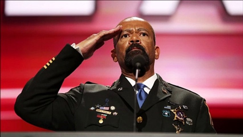 Sheriff David A Clarke Jr. Calls for Explicit Violence in Wake of Coronavirus Public Safety Measures
