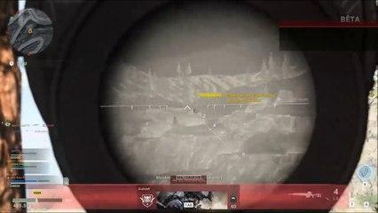 Call of Duty: Modern Warfare : Le snip ça me connais !