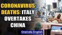 Coronavirus: Italy surpasses China's death toll, 3,405 dead with more than 41,000 cases | Oneindia
