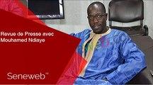 Revue de Presse du 20 Mars 2020 avec Mouhamed Ndiaye