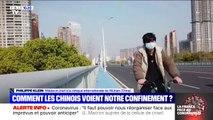 """Selon Philippe Klein, médecin à Wuhan, """"il faut absolument que la France prenne en compte l'expérience chinoise"""""""