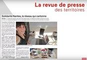 A Nantes, la solidarité s'organise sur le web  (Revue de presse des territoires)