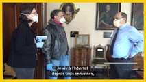 Coronavirus à Brescia (Italie) : Les hôpitaux et cimetières  débordés