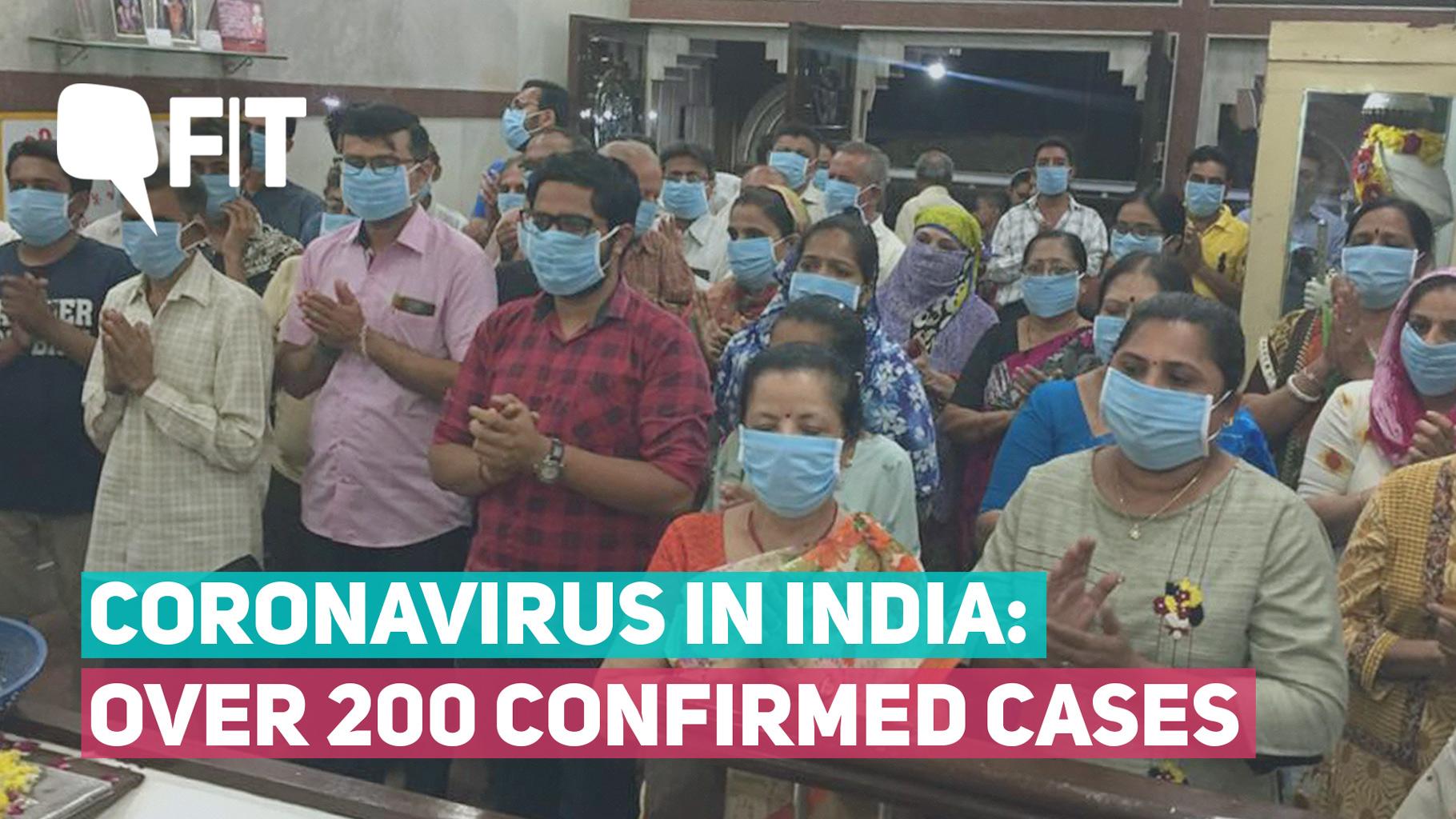 Coronavirus Cases In India Cross 200, Govt Launches Corona Helpdesk