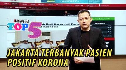TOP 5, Jakarta Terbanyak Pasien Positif Korona dan Fatwa MUI soal Salat Jumat