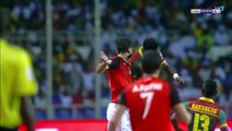 الشوط الاول مباراة الكاميرون و مصر 2-1 نهائي كاس افريقيا 2017