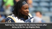 Breaking News - Todd Gurley signs for Falcons