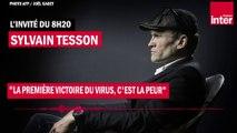 """Sylvain Tesson : """"La première victoire du virus, c'est la peur"""""""