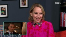 Amy Ryan Says Steve Carell Made Her Break the Most on 'The Office'