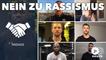 Kein Platz für Feindlichkeiten: Deutschlands Amateure sagen Nein zu Rassismus