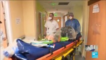 Coronavirus outbreak: Hospitals in Northeast France lack of beds, medical supplies