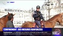 Paris: les berges de Seine et le Champs-de-Mars vont fermer, de nombreux parisiens encore dans la rue