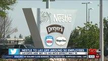Nestle layoffs