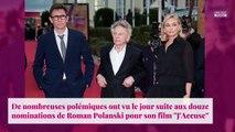 """César 2020 : Florence Foresti """"vulgaire"""", Dominique Besnehard la tacle vertement"""