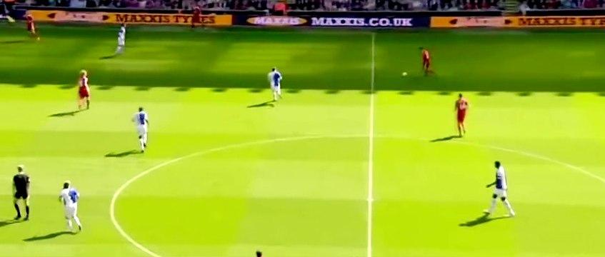 La demi-volée incroyable de Torres contre Blackburn en 2009
