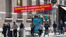 Covid-19 en France : retour sur les dates clés