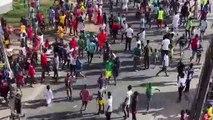 Fermeture des mosquées : Les jeunes de Yoff descendent dans la rue