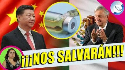 Increíble; Gobierno De China Envía Ayuda a México Para Combatir Enfermedad; AMLO Agradece