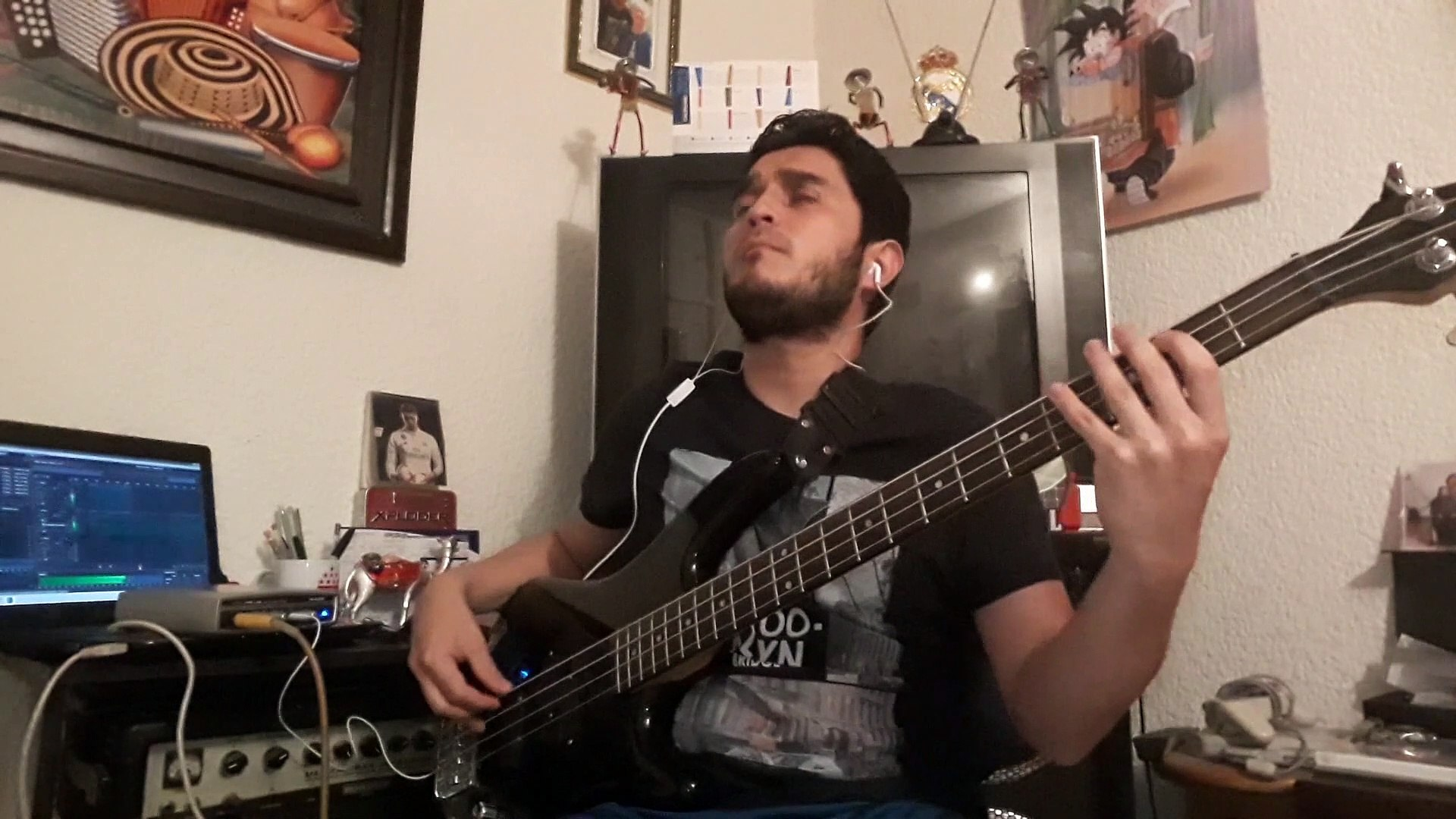 Jamiroquai - Love Foolosophy - Bass Cover - Bass Line