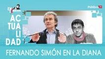 Fernando Simón, en la diana - En la Frontera, 20 de marzo de 2020