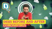 Humans Before & After Coronavirus