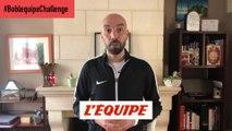 Ça commence samedi - Tuto coaching - Le Bob L'Equipe Challenge