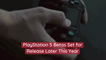 PlayStation 5 Betas Are Coming